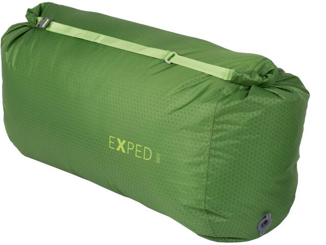 Exped SideWinder Drybag 70L mossgreen